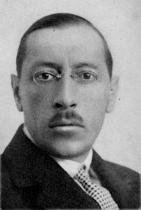 I.Stravinsky