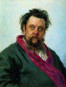 Modesto Mussorgsky